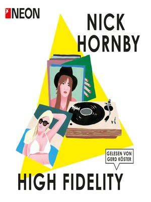 Good nick hornby essay